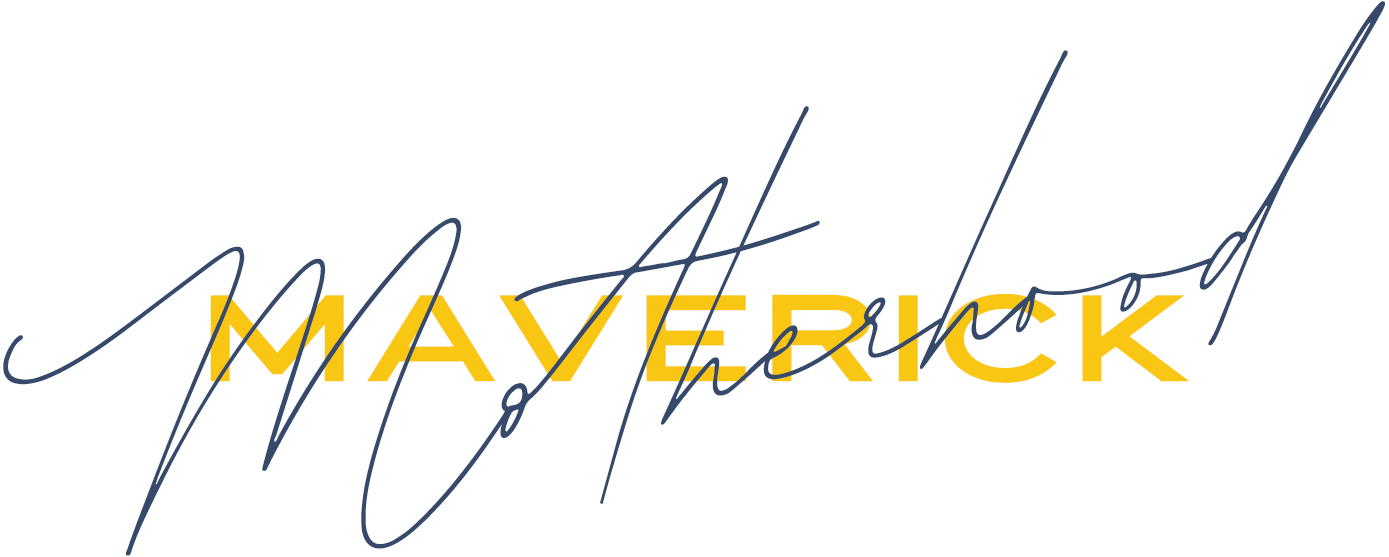 Maverick Motherhood Logo